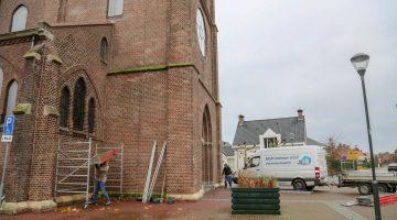Herstel kerktoren Ospel voltooid