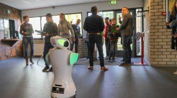 Open dag Citaverde College Nederweert in teken van Robotica (Foto's)