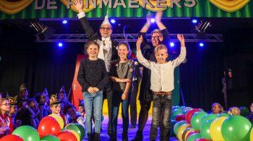 Harm Kuijpers prins van V.V. de Pinmaekers (Foto's)