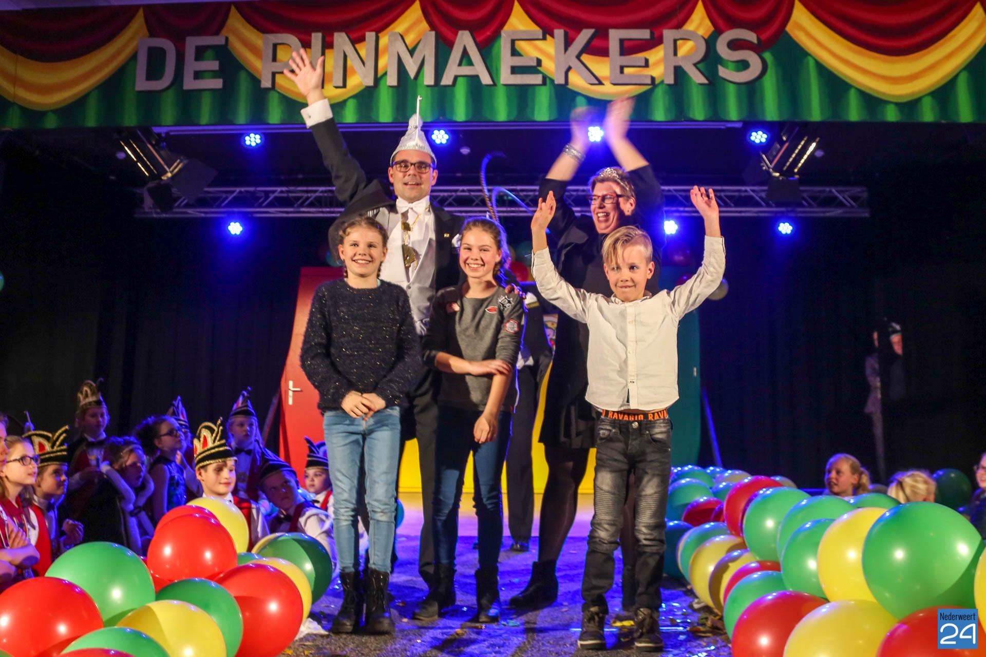 cv de pinmaekers Harm Kuijpers prins van V.V. de Pinmaekers (Foto's)   Nederweert24