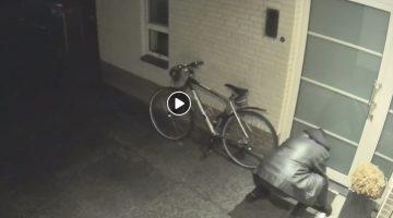 Voordeurmat gestolen in Nederweert