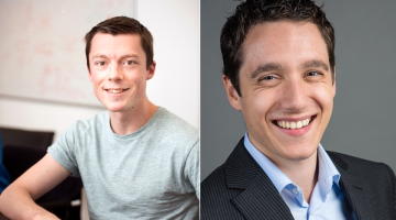 Lezing Yanick Douven en Lars Mennen over 'robotisering en zelfrijdende auto's'