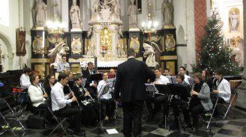 Kerstconcert Clarinet Choir Weert in St. Martinuskerk Weert