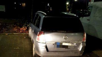 Gestolen auto aangetroffen, tweetal aangehouden