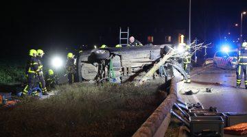Ernstig ongeval Maaseikerweg N292