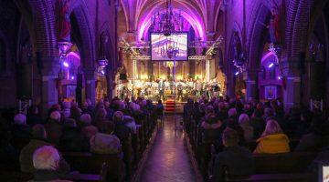 Succesvol benefietconcert voor Ospelse kerk (Foto's)