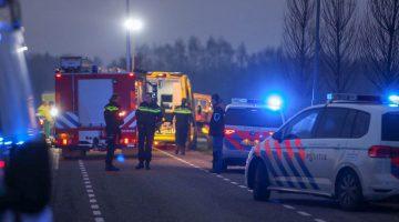 Twee personen overleden bij ernstig ongeval in Grashoek