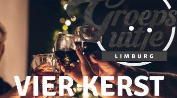 Kerst bij Groepsuitje & Escaperoom Limburg