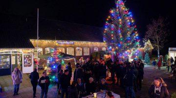 Kerstmarkt Thomashuis Ospeldijk (Foto's)