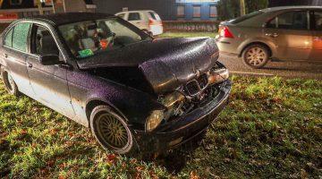 Ongeval met vier voertuigen op Roermondseweg