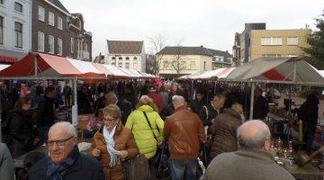 Vijfde editie winterse vrijmarkt