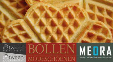 Bollen Modeschoenen, Meora en In-Btween WoMenswear zondag geopend