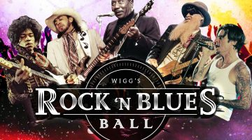 Nederweerter trots tijdens gratis Rock 'N Blues ball