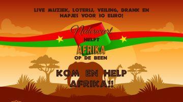 Nederweert helpt Afrika op de been
