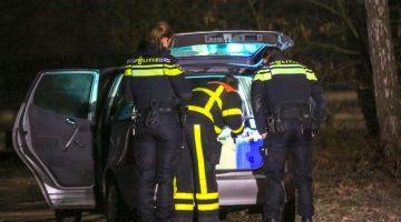 Verdachte auto met jerrycans in beslag genomen