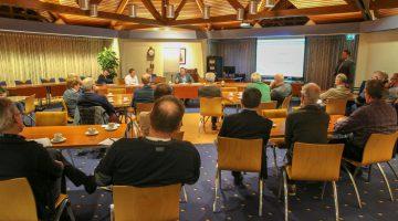 Bijeenkomst verkeersveiligheid op de Molenweg/Bredeweg
