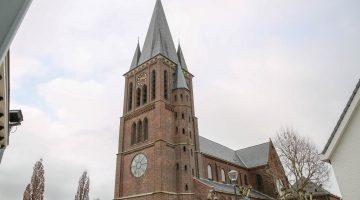 Renovatie kerktoren Ospel afgerond