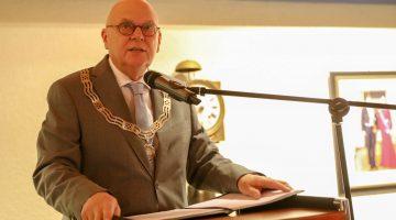Nieuwjaarstoespraak burgemeester Evers