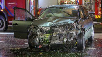 Ongeval Randweg-zuid: Mogelijk drank in het spel