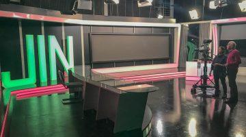 Jin TV | nieuwe studio in Nederweert (Foto's)