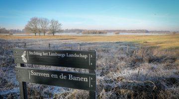 Schaatsen nog niet mogelijk op Sarsven en de Banen in Nederweert-Eind