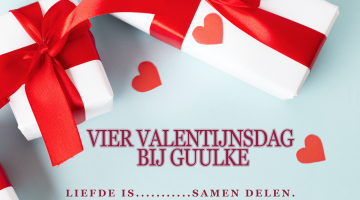Vier Valentijnsdag bij Guulke