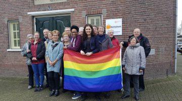 Stichting B Sassy bezoekt Weertse Protestantse Kerk