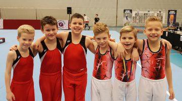 Tijs pakt brons bij eerste plaatsingswedstrijd NK