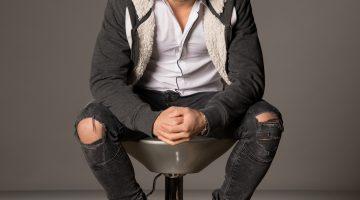 Virgil Nagel in Holland's Got Talent