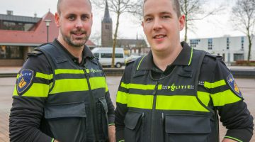 Bram Kurvers, nieuwe wijkagent van Nederweert