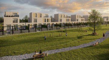 14 parkwoningen: gasloos bouwen in wijk De Heerlijckheid