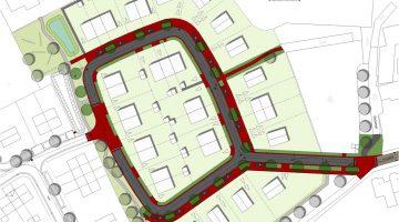 Start terreininrichting bouwplan Leiverse Velden fase II
