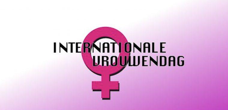 Logo/Tekst: Aletta Makken vanwww.internationale-vrouwendag.nl