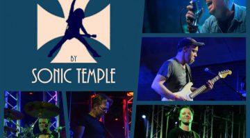 Raadpop Fifth Edition maakt vijfde band bekend – Sonic Temple