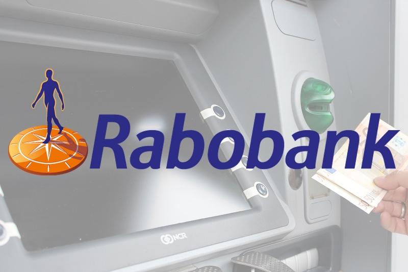 Pinautomaat-Rabobank