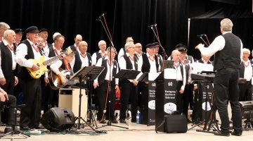 Night of the Choirs Nederweert | Shantygroep Aan Paol 60
