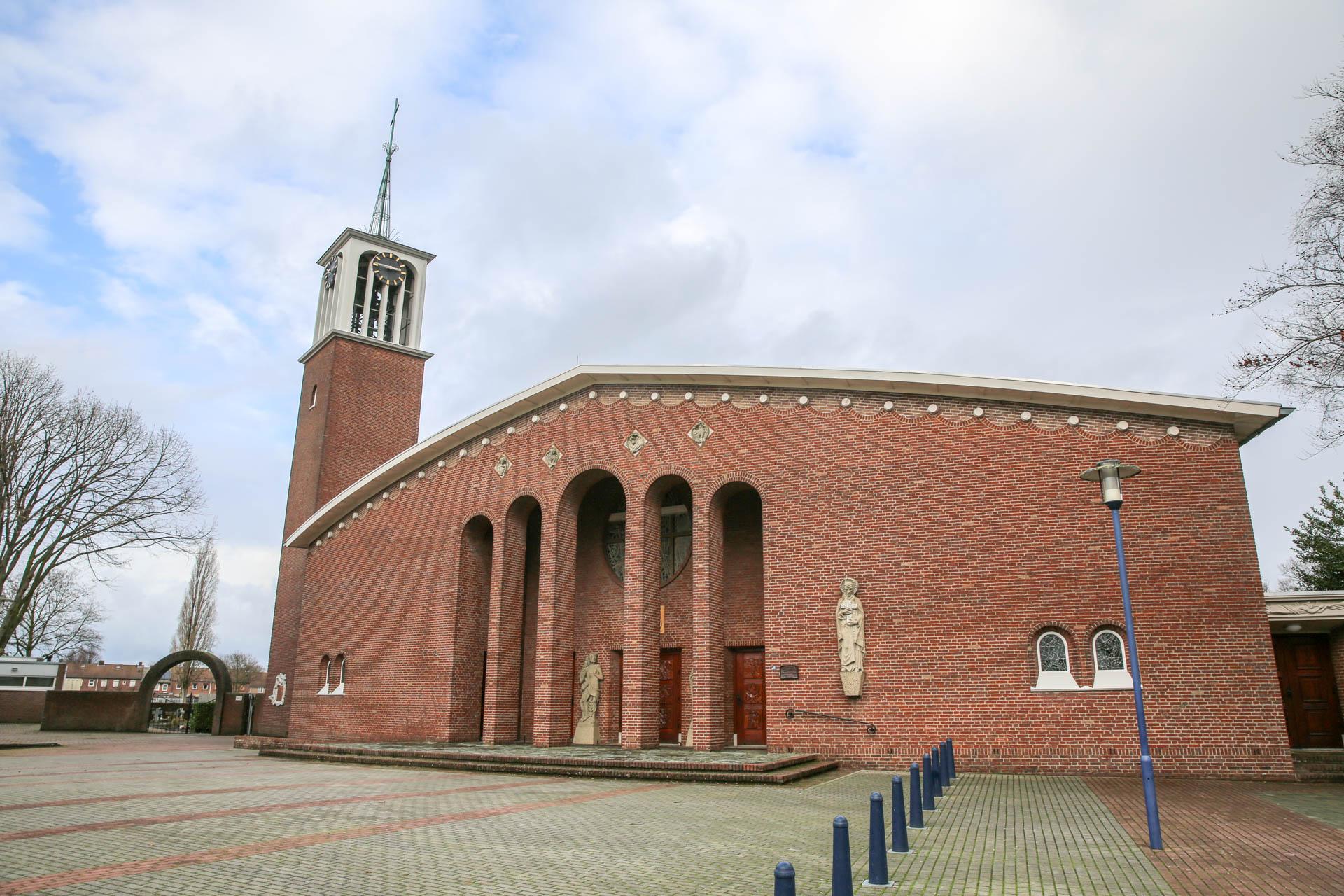 Sint-Gerardus-Majellakerk-1