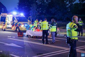 Automobilist dodelijk ongeval Nederweert langer vast