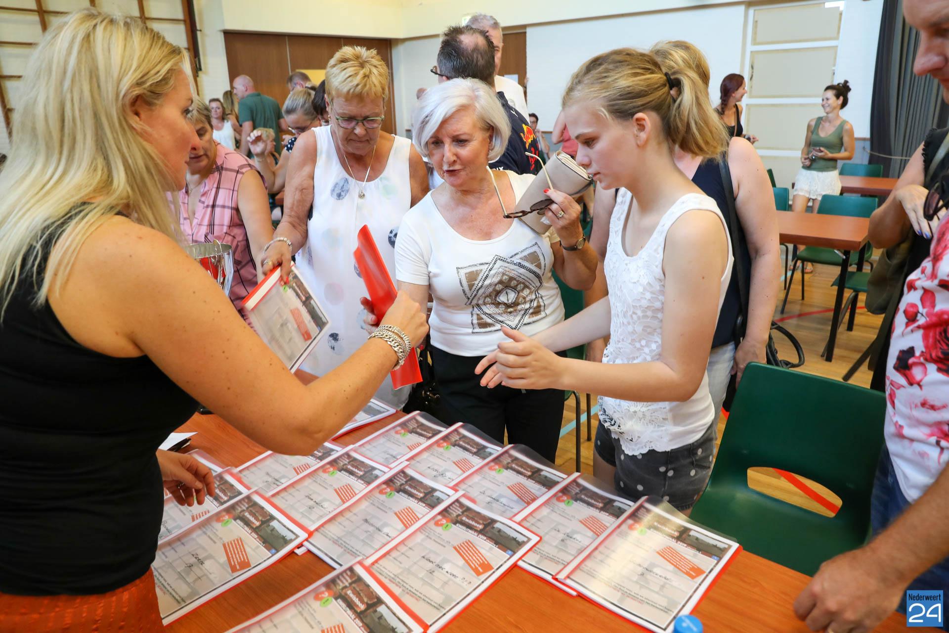 Vijfde editie Kwisutwaal in Leveroy van start (Foto's) - Nederweert24 - Nederweert24