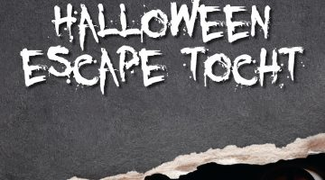 Halloween Escape tocht Weert