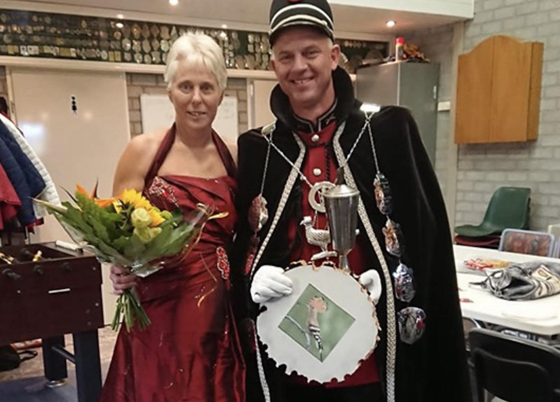 Koningsschieten en jubilarissen bij St. Odilia Ospeldijk - Nederweert24 - Nederweert24