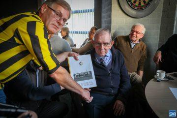 70-jarig jubileum RKSV Merefeldia en boekpresentatie 'De Geschiedenis van Merefeldia' (Foto's)