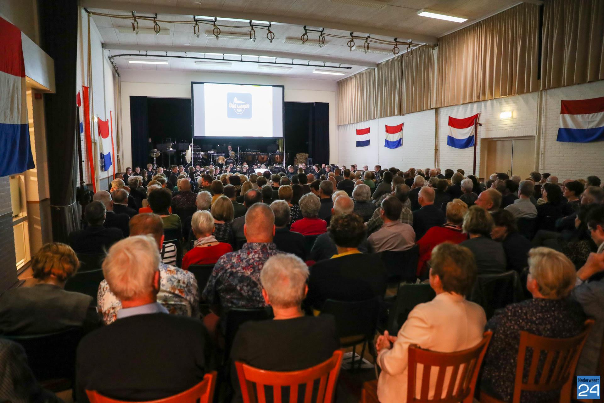 Bevrijdingsconcert Fanfare Concordia Leveroy (Foto's) - Nederweert24 - Nederweert24