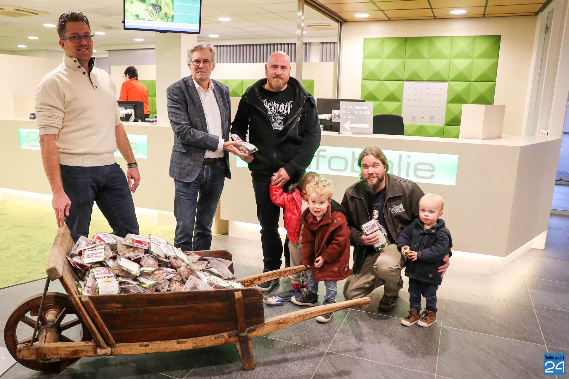 Gratis zakjes bloembollenmengsel voor inwoners Nederweert - Nederweert24
