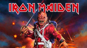 Iron Maiden naar Weert
