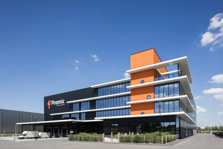 Architectuurcafé | over het bedrijfsgebouw Promic BV in Nederweert - Nederweert24