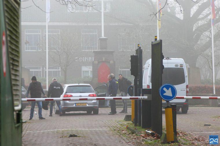 AZC Weert dode man aangetroffen politie doet onderzoek