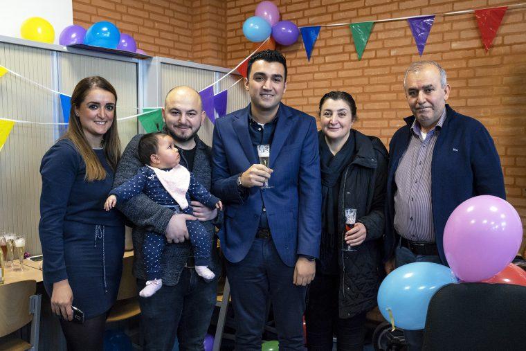 Haydar Tansel eerste TopDocent 2019 van Gilde Opleidingen