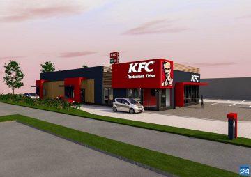 KFC Nederweert art impressie 2