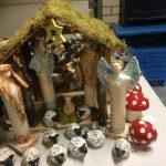 Keramiek kerstbeelden